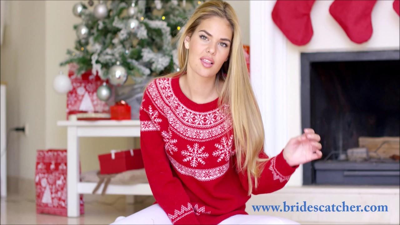 Christmas greetings start happy holidays season with ukrainian and christmas greetings start happy holidays season with ukrainian and russian women kristyandbryce Choice Image