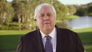 Clive Palmer - Tax reform to create jobs and boost the economy