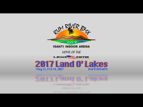 5-13-2017 Rum River BMX Land O' Lakes National Day 1