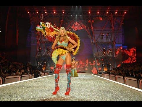 Victorias Secret Fashion Show 2016 Road Ahead