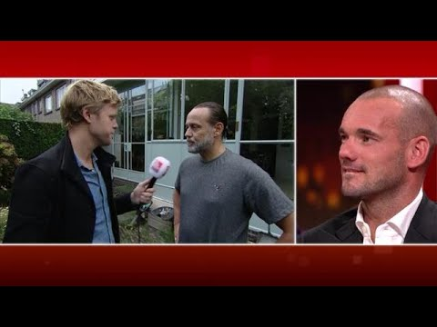 Sneijder over Borst: Hugo is geen journalist - RTL LATE NIGHT MET TWAN HUYS