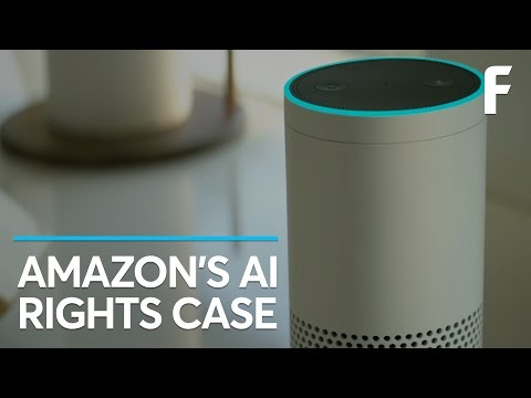 Amazon Argues AI Alexa Has Rights