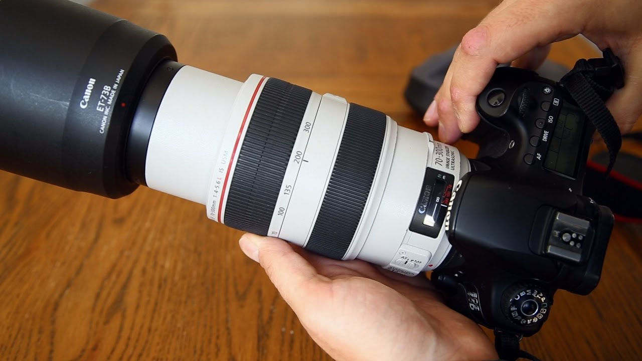 Canon 70-300mm f/4-5.6 IS USM \'L\' lens review with samples (Full ...