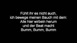 (German) The Penguins of Madagascar - Thump, Thump, Thump Lyrics
