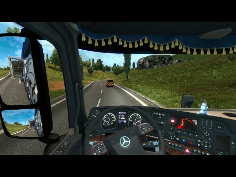 Euro Truck Simulator 2 - senior beta testing DLC Special Transport (1.30.1.10s)