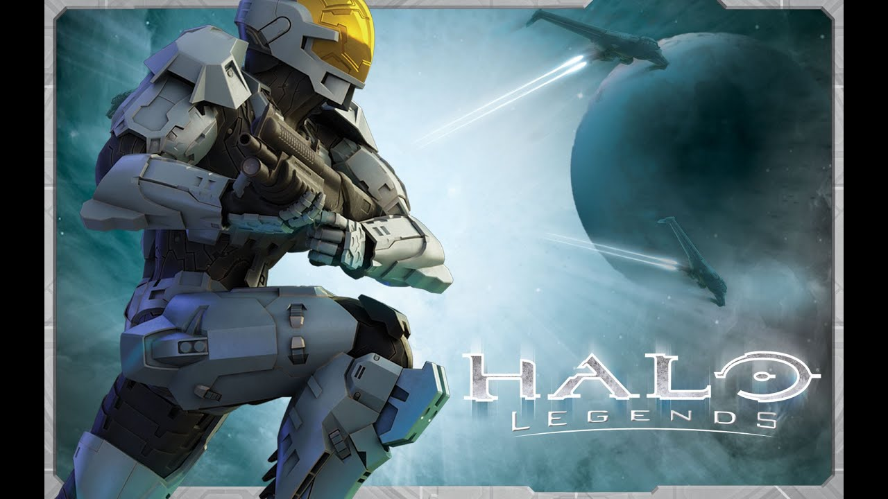 Halo Legends Ost Steel And Light Youtube
