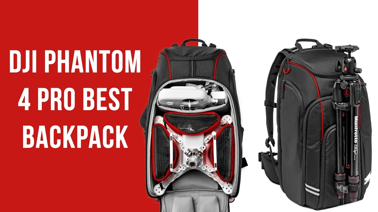 Best Dji Drone >> The Best Backpack for the DJI Phantom 4 Pro | Manfrotto D1 ...