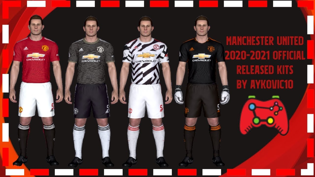 11+ Manchester United Kit 2021
