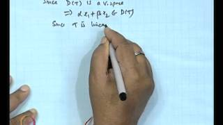 Mod-01 Lec-13 Linear Operators-definition and Examples