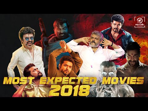 Most Expected Movies In 2018- Rewind 2018 Nettv4u | Kaala | 2.0 | Sarkar |
