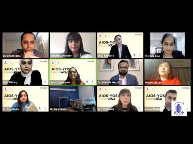 AIOS-YOSI Forum 2021- YO trailblazers of the World