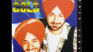 Malkit Singh & Harvinder Singh - Gajar Wargi (Forever Gold)