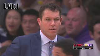 Los Angeles Lakers we have a problem - Already a mental breakdown?