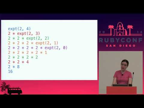 RubyConf 2014 - A World Without Assignment