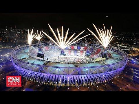 Asian Games 2018 Opening Di 2 Stadion Termegah Di Indonesia