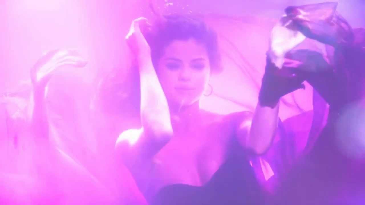 selena gomez debut fragrance perfume commercial remake