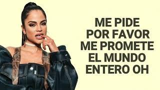 No Lo Trates - Pitbull, Daddy Yankee, Natti Natasha (Letra) 4K