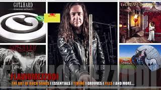 Flavio Mezzodi I The Art of Rock Songs I Drumtrackings I Promotrailer2021