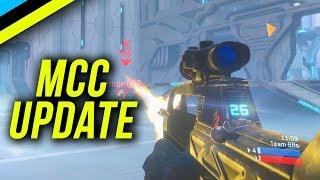HALO MCC Insider Update - Final Flight Before Update?