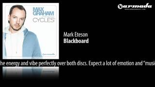 CD2.02 Mark Eteson - Blackboard