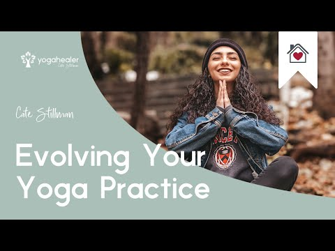 Evolving Your Yoga Practice (+ Your Yoga Teaching) with Alexandria Crow