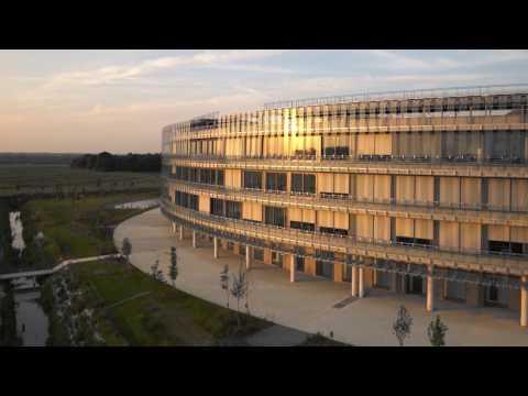 Centre R&D d'EDF à Saclay par Francis Soler