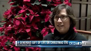 Gift of Life on Christmas Eve