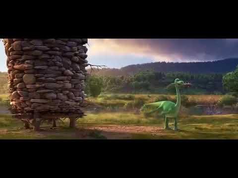 Мультфильм храбрый динозаврик
