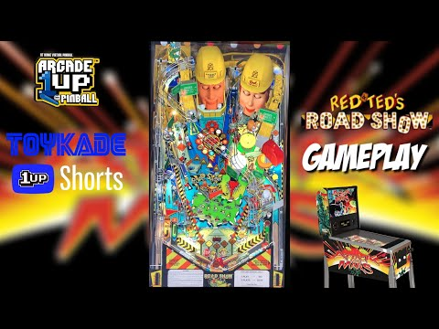 Arcade1Up Attack From Mars Gameplay - Red & Ted's Road Show #Shorts from ToyKade