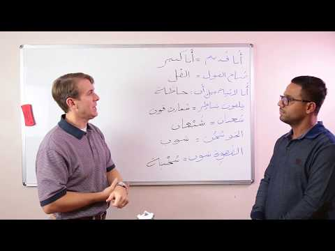 Common Mistakes Made by Beginner Arabic Students: pt. 1 (Lev