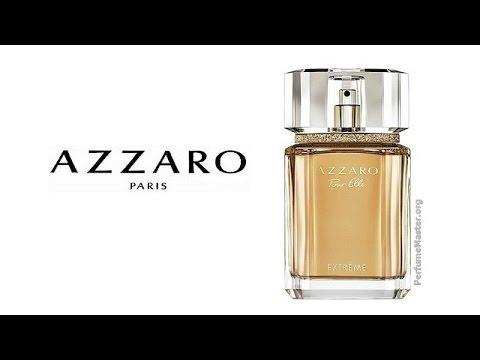 03755c5b74b Azzaro - Pour Elle Extreme Perfume - YouTube
