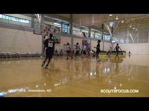 TM8  51     Elijah Saunders 5'10 150 Richmond Christian School VA 2019        Highlights