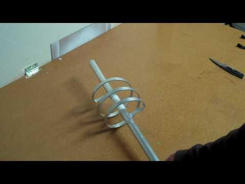 ZeroFive Colossal 10Kw Plus Antenna 10 to 11 meters