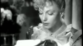 Malombra (1942) - Marina trova la lettera di Cecilia