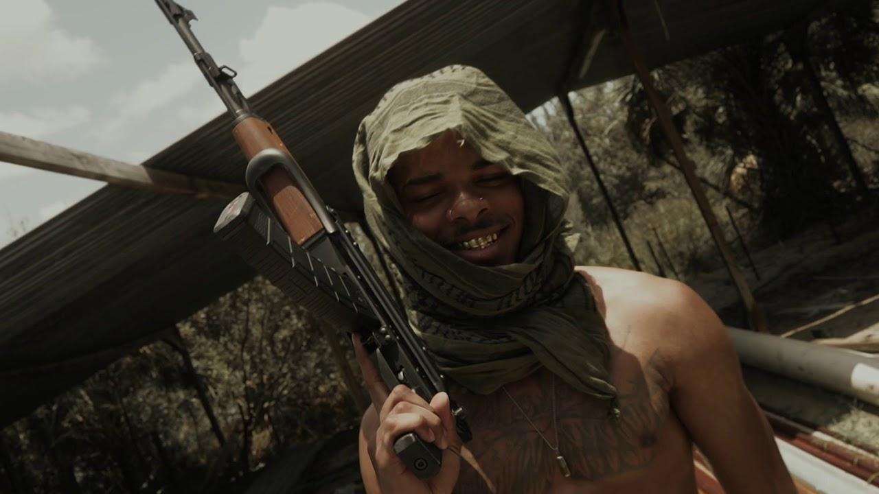 GUCCI $ANTANA — Taliban (Official Music Video)