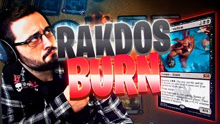 🔴 #MTGA   RAKDOS BURN
