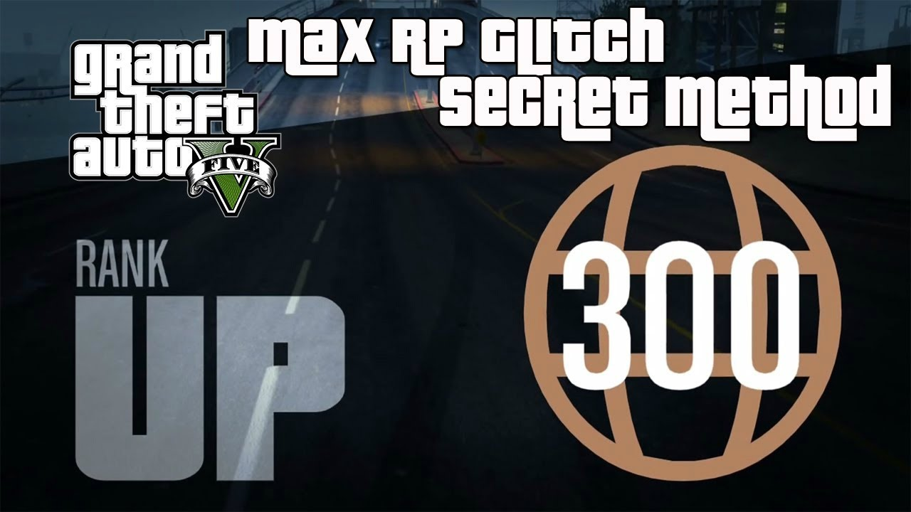 Fastest Way To Rank Up Solo In Gta 5 Online Youtube