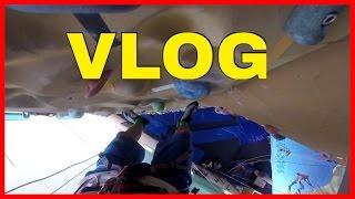 VLOG • Самый высокий скалодром