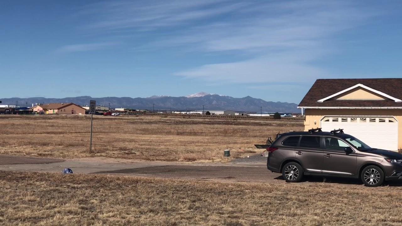 BePueblo-1648 Corner lot in Pueblo West FSBO