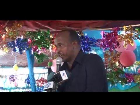 Kismayo - Majority Leader -Aden Duale