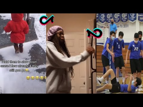I Begin To Pass Out And My Head Hit The Wall. Boom! Trend | TikTok Compilation #TikTok #TikTokTrends |