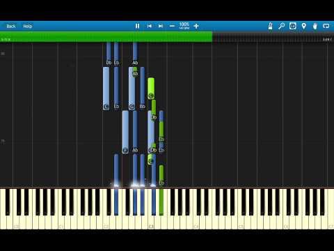Zedd ft. Foxes - Clarity (w/ Sheet Music & Midi!)