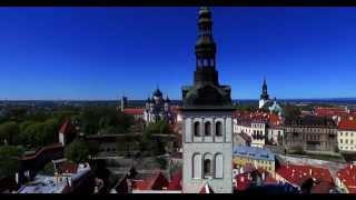 Таллин с высоты(, 2015-05-21T14:01:18.000Z)