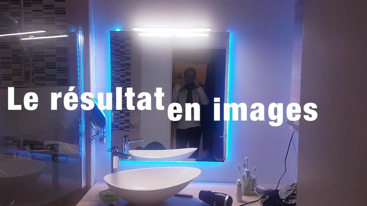 Construire un miroir LED
