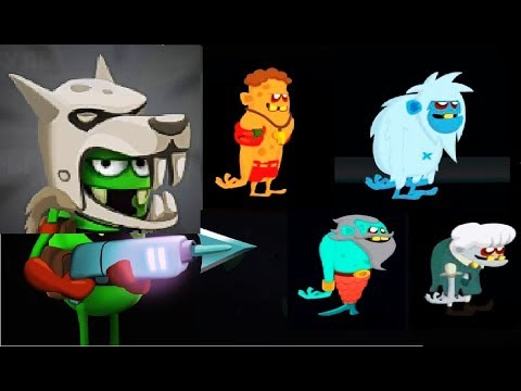 ОХОТНИКИ НА ЗОМБИ #31 Мульт Игра для детей про ловцов зомби Zombie Catchers #Мобильные игры