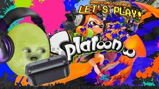 Gaming Grape Plays - SPLATOON: Octoplatypus!