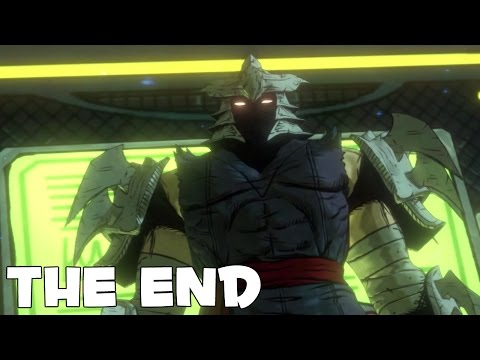 Teenage Mutant Ninja Turtles: Mutants in Manhattan - SHREDDER - THE END