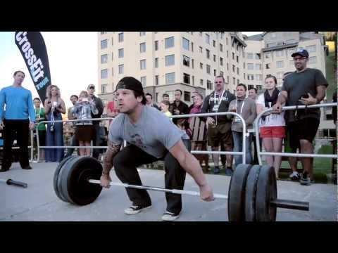 CrossFit - Setting Records In Big Sky: Froning And Bailey