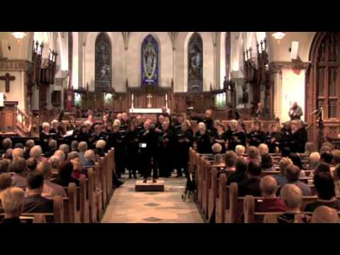 Cantorion Choir sings Celebrate Music