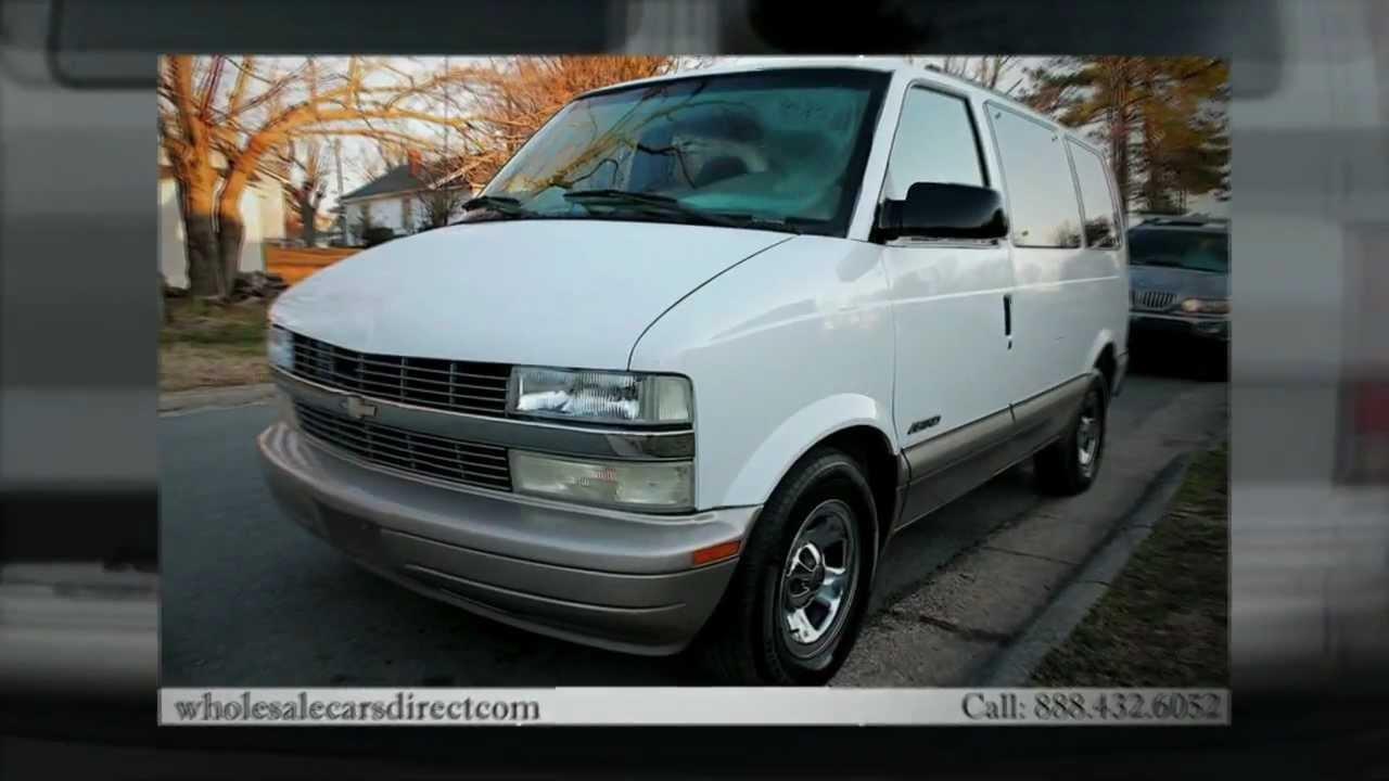 Chevrolet Astro Penger Van